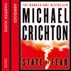 State of Fear, By Michael Crichton, Abridged by Leah Greenstein, Read by John Bedford Lloyd
