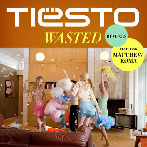 Wasted - (Mike Mago Remix) Tiësto ft. Matthew Koma