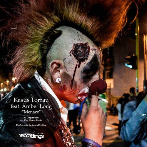 """Kastis Torrau feat. Amber Long """"Menace (King Unique Remix)"""" Lo Qual Preview"""