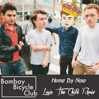 Bombay Bicycle Club Home By Now (Louis The Child Remix) Artwork