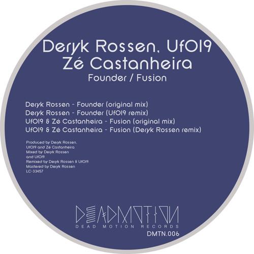 UfO19 & Ze Castanheira - Fusion (Deryk Rossen Remix) preview