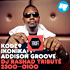Rinse FM Podcast - Kode9, Addison Groove & Ikonika (DJ Rashad Tribute) - 29th April 2014