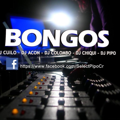 BONGOS ( DJ CUILO - DJ ACON - DJ COLOMBO - DJ CHIQUI - DJ PIPO)
