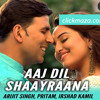 Aaj Dil Shayrana - Holiday -Arijit Singh - Full Song - HD - 2014