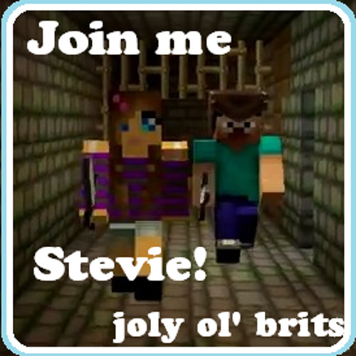 Join Me Stevie - A Minecraft Parody of Carly Rae Jepsens' Call Me Maybe (Music Video)
