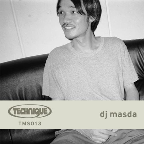Technique Mix Series 013 - dj masda