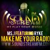 Make Me Your Radio - Ms.J Ft. Ryke (SSFM Jingle)[ORIGINAL]