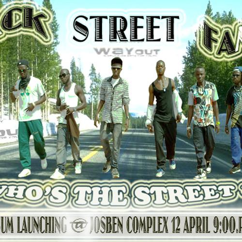 BLACK STREET FAMILY ALBUM-Who's The Street?