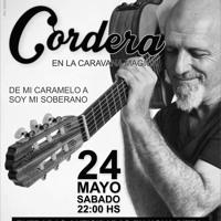 Gustavo Cordera en Vivo // 24 de Mayo 2014 en Ciriaco!