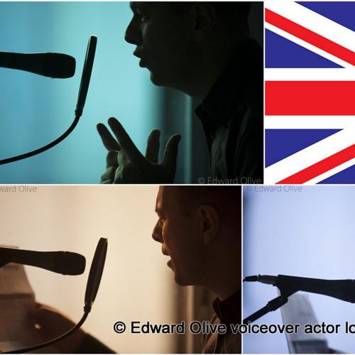 FollowBack Locuciones Voz en off actores actrices de doblaje Edward Olive locutores y locutoras