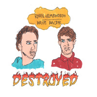 Ryan Hemsworth Ryan Must Be Destroyed (Wave Racer Remix) Artwork