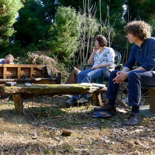 Sam Bailey, Sam O'Hana and Tania Holland Williams - Piano in the Woods 11 (2014-03-09)