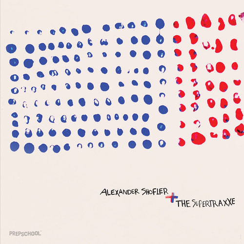 Alexander Shofler & The Supertraxxe EP