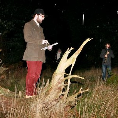 Sam Bailey and Ben Hickman - Piano in the Woods 7 (2013-11-03)