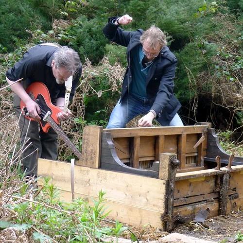 Sam Bailey, Luke Blake, Hand of Stabs and Angela Pickard - Piano in the Woods 12 (2014-04-06)