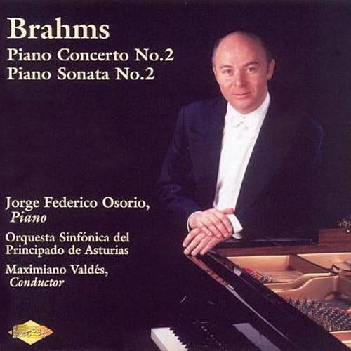Brahms Piano Concerto #2 Op 83 Allegro appassionato