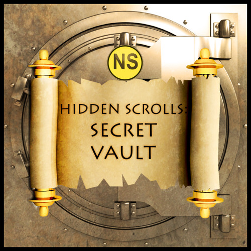 'Hidden Scrolls: Secret Vault' AVAILABLE NOW ON BANDCAMP!!