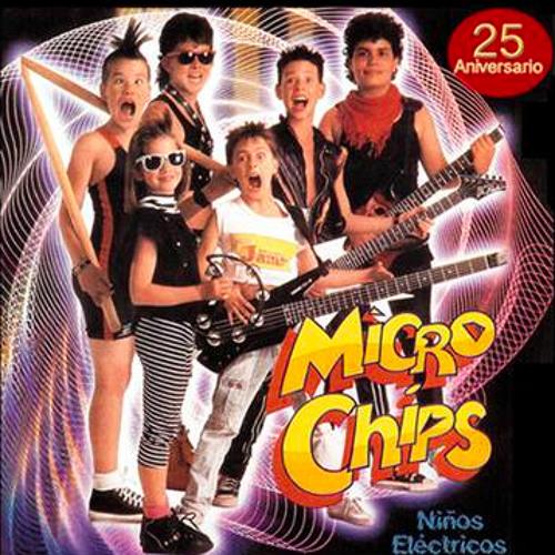 Gil Cerezo Kinky Saludos Micro Chips