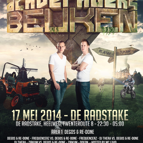 Dj Thera - Achterhoeks Beuken Promo Mix 2014