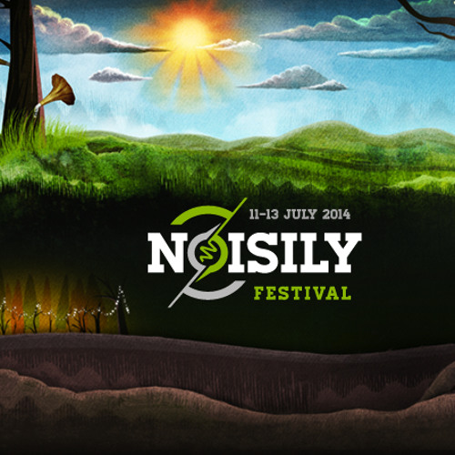 Sinerider Noisily Festival LIVE Promo