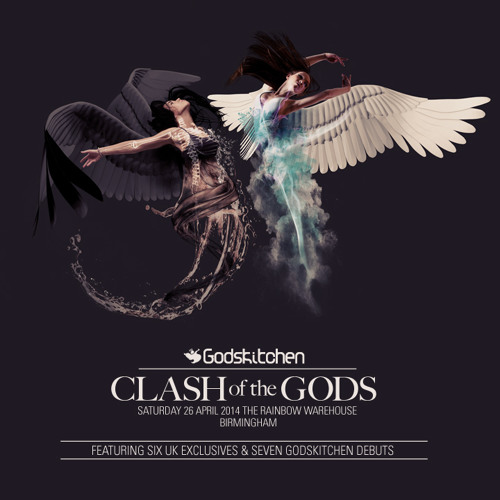 Angry Man Vs James Dymond - Live @ Godskitchen - Clash Of The Gods [26.04.14]