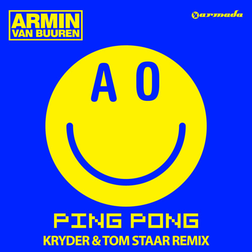 Armin van Buuren - Ping Pong (Kryder & Tom Staar Remix) [A State Of Trance Episode 661] [OUT NOW!]