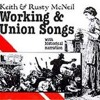 Working and Labor Union Songs with Historical Narration