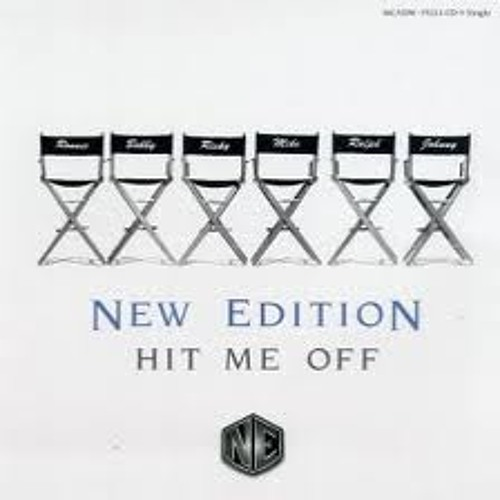 New Edition - Hit Me Off (Eazy-K Remix)