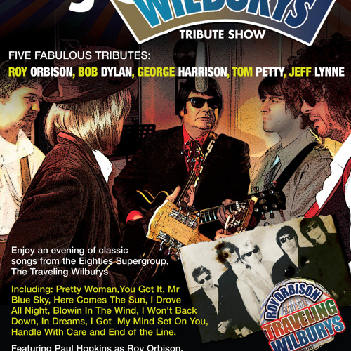 Big O And The Wilburys Tribute Show Demonstration Audio