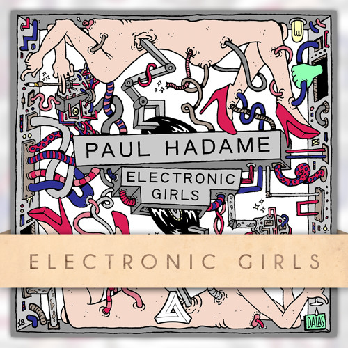 Paul Hadame - Electronic Girls