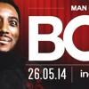 BOVI Man On Fire Show Promo Mixx