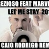 PREZIOSO FEAT MARVIN - LET ME STAY (DJ CAIO RODRIGO 2014)PRÉVIA