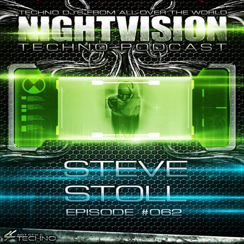 Steve Stoll [USA] - NightVision Techno PODCAST 62 pt2