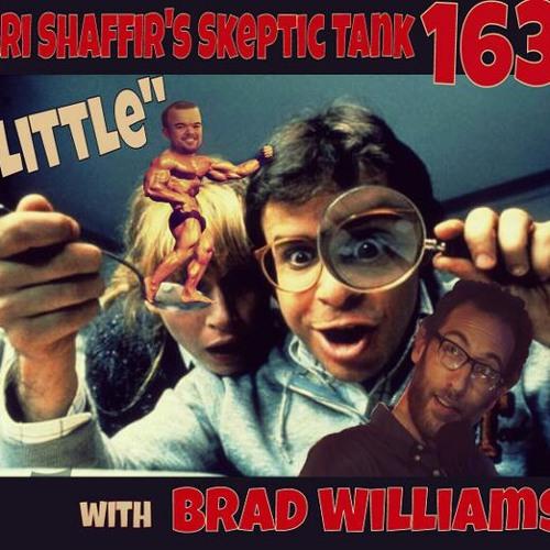 #163: Little (@FunnyBrad, @TonyHinchcliffe, @SarahTiana)