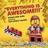 Everything Is AWESOME!!! - Tegan And Sara feat. The Lonely Island [The Lego Movie Soundtrack] (Wub Machine Electro House Remix)