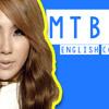 (2NE1) CL SOLO - MTBD (멘붕) ENGLISH COVER
