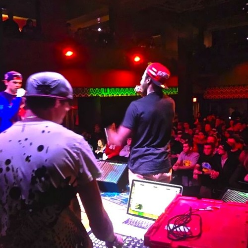 MARDI LEX MIX Live 2-7-14 Chris Webby @ Mojoes (Joliet, IL)