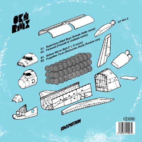 B2 Forgotten Tune (Seahawks Dusty Dreams Mix)
