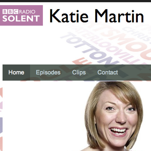 """Written In Water"" BBC Radio Solent"