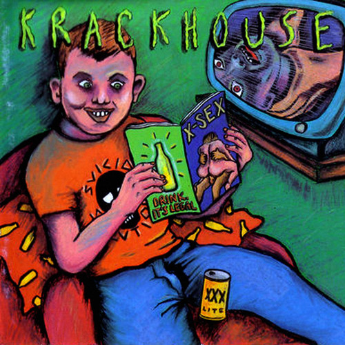 Krackhouse - The Krackhop (Drink. It's Legal)