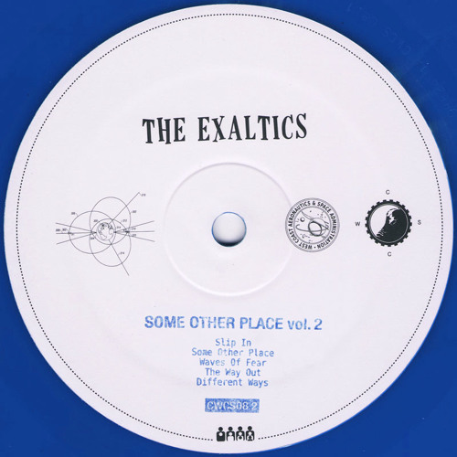 The Exaltics - Some Other Place vol. 2 - Clone Westcoast Series 08.2
