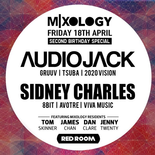 |18.04.2014| Sidney Charles @ Red Room (MIXOLOGY), Peterborough (UK)