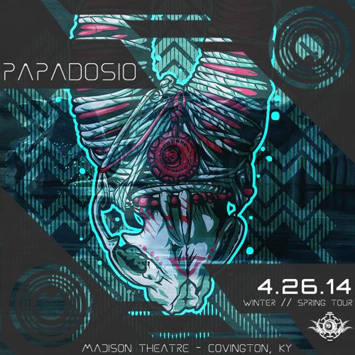 Papadosio - 2014-04-26 - Madison Theatre - Covington, KY - Stick Figure