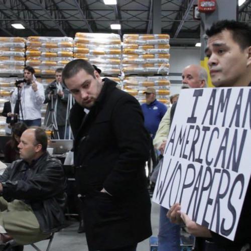 "Pulitzer-winning Journalist Jose Antonio Vargas on ""Documented: A Film by an Undocumented American"""