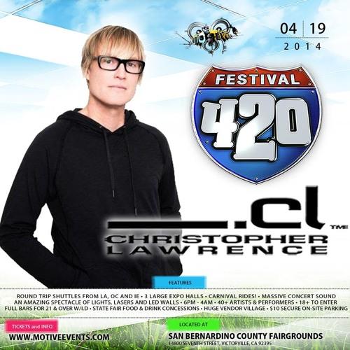 Live at 420 Festival, USA (2014)