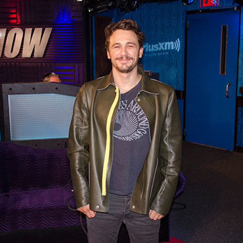 Stern Show Clip - James Franco says that he never had sex with Lindsay Lohan, but they did make out