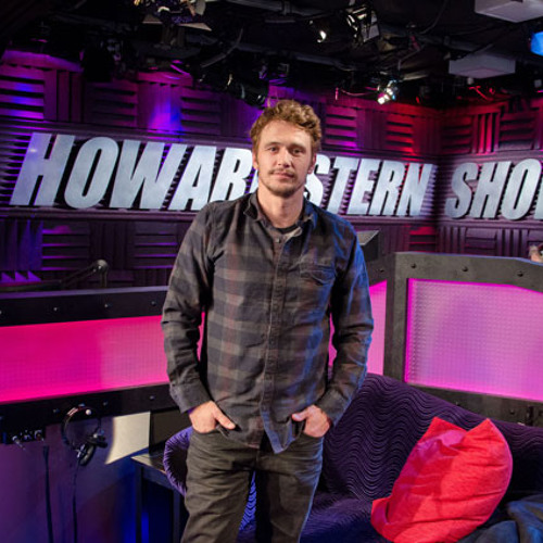 Stern Show Clip - James Franco talks to Howard about his Instagram scandal