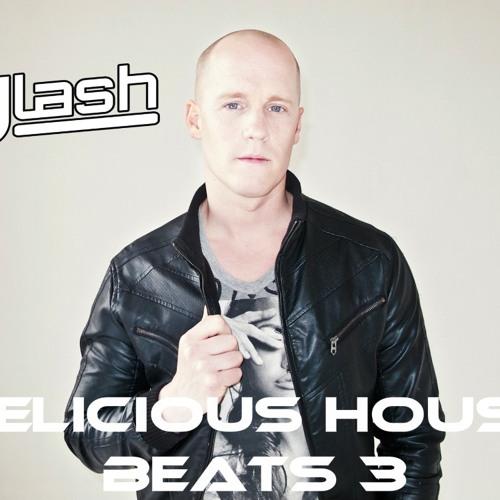 DJ FLASH DELICIOUS HOUSE BEATS RADIO SHOW DHB-003