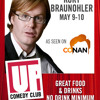 interview kurt braunohler interviewed by tony carr for chicago s comedy scene radio 04 30 14