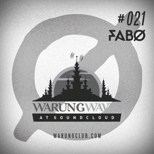 Fabø @ Warung Waves Exclusive Set #021